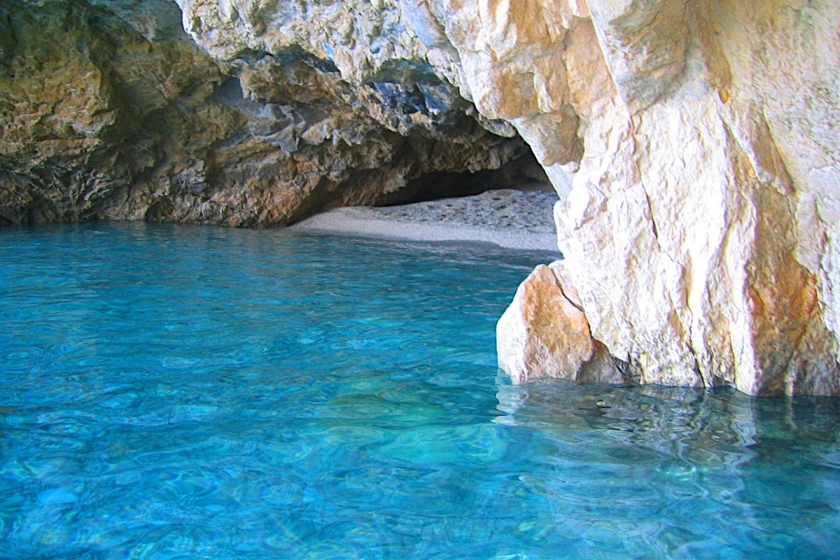 Zakynthos island  private beaches